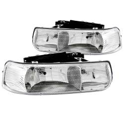 Chevy/GMC Duramax - ANZO USA - ANZO USA Crystal Headlight Set 111011