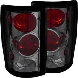 Lighting - Tail Lights - ANZO USA - ANZO USA Tail Light Assembly 221183