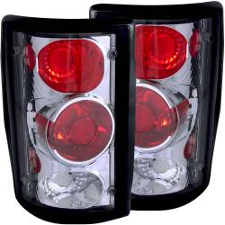 Lighting Ford for Ford Powerstoke 6.0L - Brake & Tail Lights - ANZO USA - ANZO USA Tail Light Assembly Excursion 2000-2005 - 211049