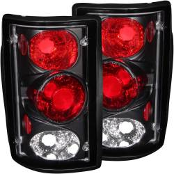 Lighting Ford for Ford Powerstoke 6.0L - Brake & Tail Lights - ANZO USA - ANZO USA Tail Light Assembly Excursion 2000-2005 211051