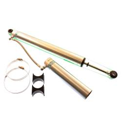 1999-2003 Ford 7.3L Powerstroke - Steering And Suspension - Bilstein - Bilstein B8 5160 - Shock Absorber 25-188370