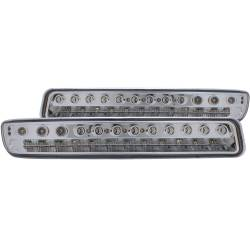 6.6L LMM Lighting - Headlights & Marker Lights - ANZO USA - ANZO USA Parking Light Assembly 511052