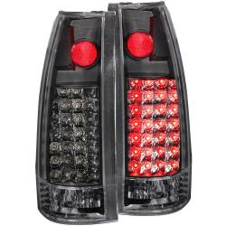 1982-2000 GM 6.2L & 6.5L Non-Duramax - GM 6.2L & 6.5L Lighting - ANZO USA - ANZO USA Tail Light Assembly 311006