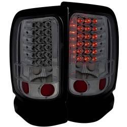 Lighting - Brake & Tail Lights - ANZO USA - ANZO USA Tail Light Assembly 311168