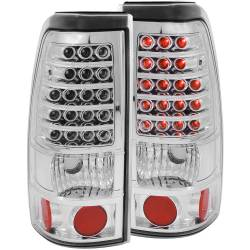 6.6L LMM Lighting - Brake & Tail Lights - ANZO USA - ANZO USA Tail Light Assembly 311011