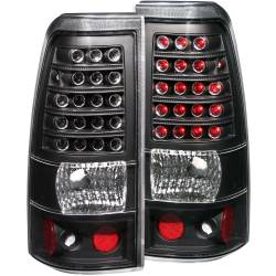 6.6L LMM Lighting - Brake & Tail Lights - ANZO USA - ANZO USA Tail Light Assembly 311012