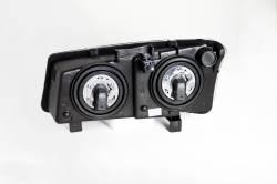 ANZO USA - ANZO USA Crystal Headlight Set 111009 - Image 2