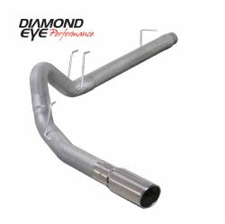 Exhaust - Exhaust Systems - Diamond Eye Performance - Diamond Eye Performance 2008-2010 FORD 6.4L POWERSTROKE F250/F350 (ALL CAB AND BED LENGTHS) 4in. ALUMINZ K4360A