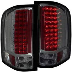 6.6L LMM Lighting - Brake & Tail Lights - ANZO USA - ANZO USA Tail Light Assembly 311159