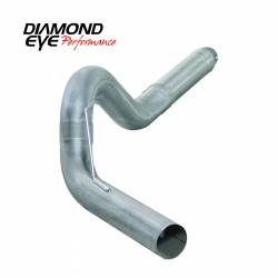 "Exhaust - Exhaust Systems - Diamond Eye Performance - Diamond Eye Performance 13-14 DODGE 6.7L CUMMINS 5"" DIESEL PARTICULATE FILTER BACK SINGLE 409 STAINLESS K5256A"