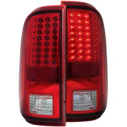 Lighting - Brake & Tail Lights - ANZO USA - ANZO USA Tail Light Assembly 311050
