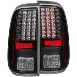 Lighting - Brake & Tail Lights - ANZO USA - ANZO USA Tail Light Assembly 311127
