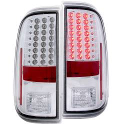 Lighting - Brake & Tail Lights - ANZO USA - ANZO USA Tail Light Assembly 311128
