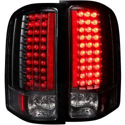 6.6L LMM Lighting - Brake & Tail Lights - ANZO USA - ANZO USA Tail Light Assembly 311081