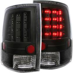 Lighting - Brake & Tail  Lights - ANZO USA - ANZO USA Tail Light Assembly 311144