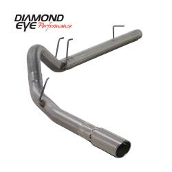 Ford 6.4L Exhaust Parts - Exhaust Systems - Diamond Eye Performance - Diamond Eye Performance 2008-2010 FORD 6.4L POWERSTROKE F250/F350 (ALL CAB AND BED LENGTHS) 4in. 409 STA K4360S