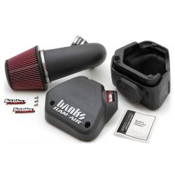 Air Intakes & Accessories - Air Intakes - Banks Power - Banks Power Ram-Air Cold-Air Intake System, Oiled Filter 42225