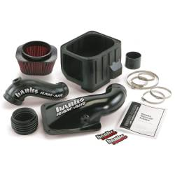 Air Intakes & Accessories - Air Intakes - Banks Power - Banks Power Ram-Air Cold-Air Intake System, Oiled Filter 42132