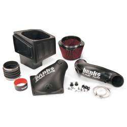 Air Intakes & Accessories - Air Intakes - Banks Power - Banks Power Ram-Air Cold-Air Intake System, Oiled Filter 2007.5-2009 Dodge Ram 6.7 42175