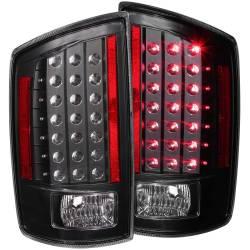 Lighting - Brake & Tail  Lights - ANZO USA - ANZO USA Tail Light Assembly 311123