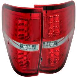 Lighting - Tail Lights - ANZO USA - ANZO USA Tail Light Assembly 311139
