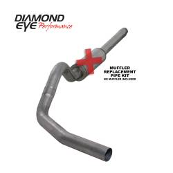 Ford OBS Exhaust Parts - Exhaust Systems - Diamond Eye Performance - Diamond Eye Performance 1994-1997.5 FORD 7.3L POWERSTROKE F250/F350 (ALL CAB AND BED LENGTHS) 4in. 409 S K4310S-RP
