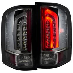 6.6L LMM Lighting - Brake & Tail Lights - ANZO USA - ANZO USA Tail Light Assembly 311226