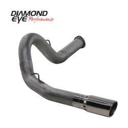 6.6L LMM Exhaust Parts - Exhaust Systems - Diamond Eye Performance - Diamond Eye Performance 2007.5-2010 CHEVY/GMC 6.6L DURAMAX 2500/3500 (ALL CAB AND BED LENGHTS) 5in. 409 K5134S