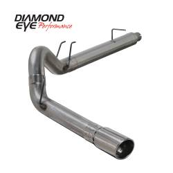 Ford 6.4L Exhaust Parts - Exhaust Systems - Diamond Eye Performance - Diamond Eye Performance 2008-2010 FORD 6.4L POWERSTROKE F250/F350 (ALL CAB AND BED LENGTHS) 5in. 409 STA K5364S