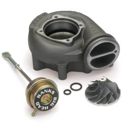 Turbo Chargers & Components - Turbo Charger Accessories - Banks Power - Banks Power Turbo Upgrade Kit - Big-Head Wastegate, Compressor Wheel, Quick-Turbo 24458