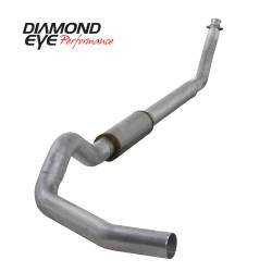 Exhaust - Exhaust Systems - Diamond Eye Performance - Diamond Eye Performance 1994-2002 DODGE 5.9L CUMMINS 2500/3500 (ALL CAB AND BED LENGTHS)-5in. ALUMINIZED K5216A