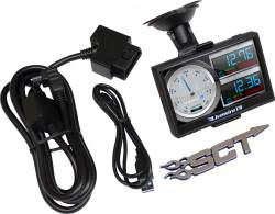 2008-2010 Ford 6.4L Powerstroke - Programmers & Tuners - SCT Performance - SCT Performance Ford Livewire TS Programmer and Monitor 5015P