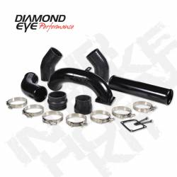 2003-2007 Dodge 5.9L 24V Cummins - Air Intakes & Accessories - Diamond Eye Performance - Diamond Eye Performance  I3218BLK
