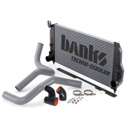 2001-2004 GM 6.6L LB7 Duramax - Air Intakes & Accessories - Banks Power - Banks Power Techni-Cooler  Intercooler System with Boost Tubes 25976