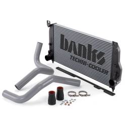 2001-2004 GM 6.6L LB7 Duramax - Air Intakes & Accessories - Banks Power - Banks Power Techni-Cooler  Intercooler System with Boost Tubes 25977