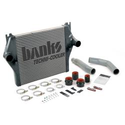 Air Intakes & Accessories - Intercoolers & Pipes - Banks Power - Banks Power Techni-Cooler  Intercooler System with Boost Tubes 25983