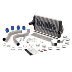 Turbo Chargers & Components - Intercoolers and Pipes - Banks Power - Banks Power Techni-Cooler  Intercooler System with Boost Tubes 25973