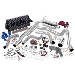 Hidden - Performance Bundles - Banks Power - Banks Power PowerPack Bundle, Complete Power System with Single Exit Exhaust, Chrome Tip 47528