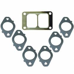 2007.5-2018 Dodge 6.7L 24V Cummins - Exhaust - BD Diesel - BD Diesel Gasket Set, Exhaust Manifold T6 Mount - Dodge 1998.5-2017 5.9L/6.7L 1045986-T6