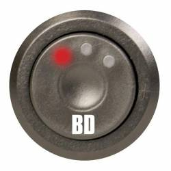 Programmers & Tuners - Accessories - BD Diesel - BD Diesel Throttle Sensitivity Booster Push Button Switch Kit 1057705