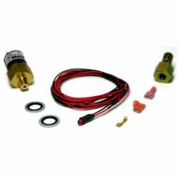 Fuel System & Components - Fuel Supply Parts - BD Diesel - BD Diesel Low Fuel Pressure Alarm Kit, Red LED - 1998-2007 Dodge 24-valve 1081130