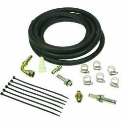 6.6L LML Fuel System & Components - Fuel Supply Parts - BD Diesel - BD Diesel Flow-MaX Monster 1/2in Line Kit 1050331