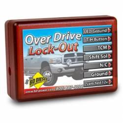Transmission - Automatic Transmission Parts - BD Diesel - BD Diesel LockOut Overdrive Disable - 2005 Dodge 1031350