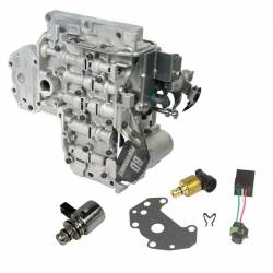 Transmission - Automatic Transmission Parts - BD Diesel - BD Diesel Valve Body - 2000-2002 Dodge 47RE c/w Governor Pressure Solenoid & Transducer 1030418E