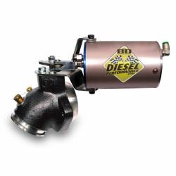 1989-1993 Dodge 5.9L 12V Cummins - Exhaust - BD Diesel - BD Diesel Exhaust Brake - 1989-1998 Dodge 60psi Vac/Turbo Mount 2033135