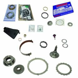 BD Diesel - BD Diesel Built-It Trans Kit Ford 1995-1997 E4OD Stage 4 Master Rebuild Kit 4wd 1062114-4