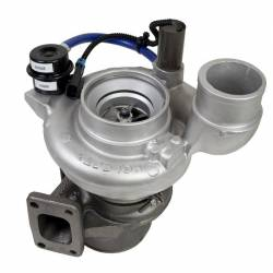 1998.5-2002 Dodge 5.9L 24V Cummins - Turbo Chargers & Components - BD Diesel - BD Diesel Exchange Modified Turbo - Dodge 1999-2002 5.9L HX35 w/Manual Trans 3592766-MT