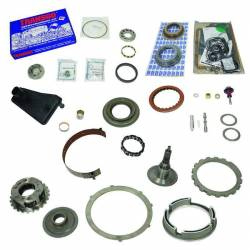 Transmission - Automatic Transmission Parts - BD Diesel - BD Diesel Built-It Trans Kit Ford 1999-2003 4R100 Stage 4 Master Rebuild Kit 4wd 1062124-4