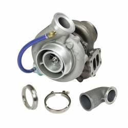 2003-2007 Dodge 5.9L 24V Cummins - Turbo Chargers & Components - BD Diesel - BD Diesel Super B Single SX S358 Turbo Kit w/FMW Billet Wheel - Dodge 2003-2004 5.9L 1045230