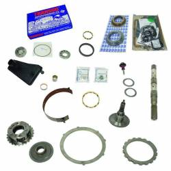 Transmission - Automatic Transmission Parts - BD Diesel - BD Diesel Built-It Trans Kit Ford 1990-1994 E4OD Stage 4 Master Rebuild Kit 4wd 1062104-4